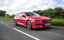 Vauxhall Insignia Sports Tourer launched in UK