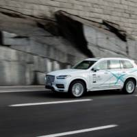 Volvo, Autoliv and Nvidia partner for developing autonomous cars