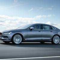 Volvo S90: What is New?