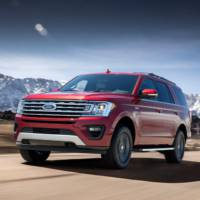 Ford Expedition FX4 Off-road Package introduced