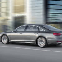 2018 Audi A8 - Official pictures and details