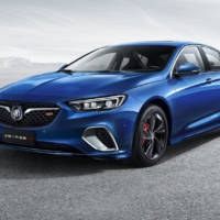 2018 Buick Regal GS - First official pictures
