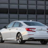2018 Honda Accord new generation unveiled