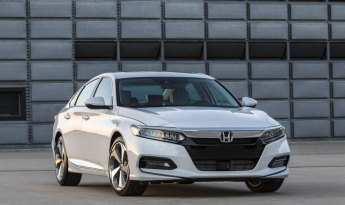 2018 Honda Accord new generation unveiled