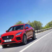 2018 Jaguar E-Pace is here - Official pictures and details