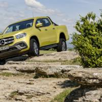 2018 Mercedes-Benz X-Class is here - Official pictures and details
