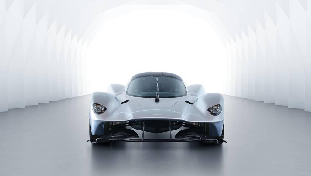 2019 Aston Martin Valkyrie - First interior pictures