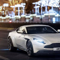 Aston Martin DB11 is now available with a Mercedes-AMG V8