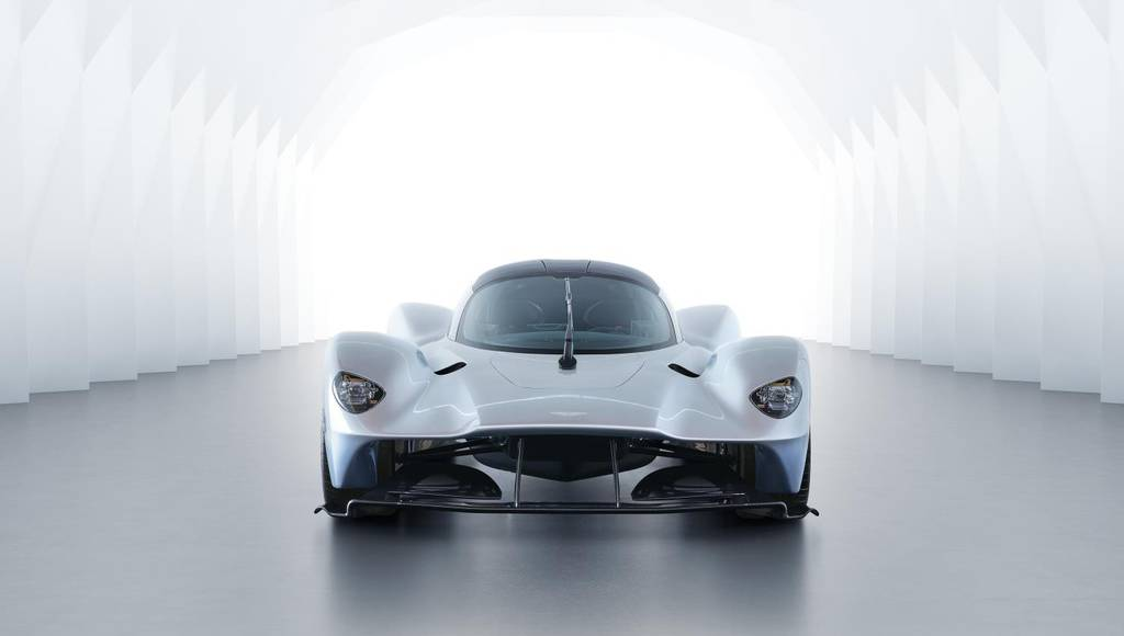 Aston Martin Valkyrie new details unveiled