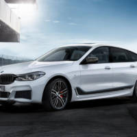 BMW 6-Series GT receives M Performance package