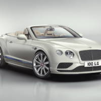 Bentley Continental GT Convertible is now available in Galene Edition