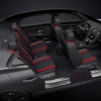 Bentley Flying Spur V8 S Black Edition unveiled