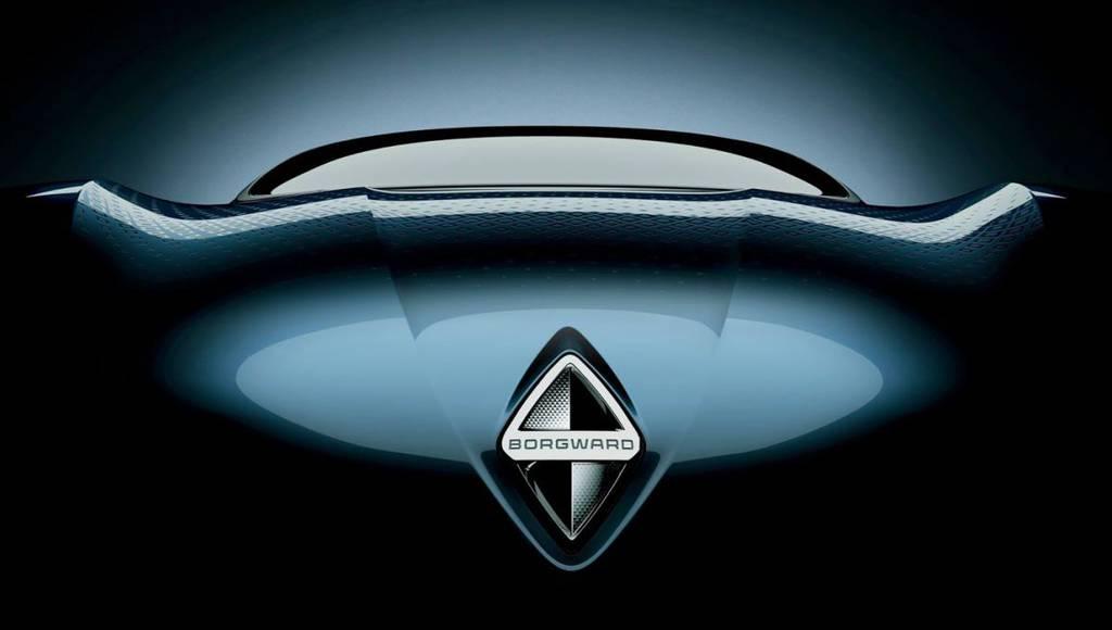 Borgward teases a new concept