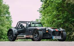 Caterham celebrates 60 years since launching the Seven
