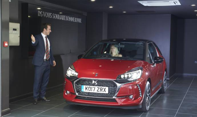 DS3 Connected Chic trim level launched in UK