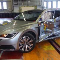 EuroNCAP latest crash test results announced