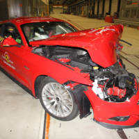 EuroNCAP latest crash test results announced