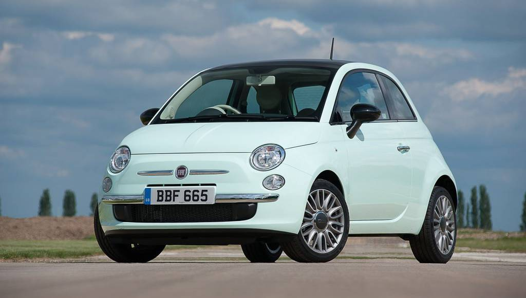 Fiat 500 celebrates 60 years since launch