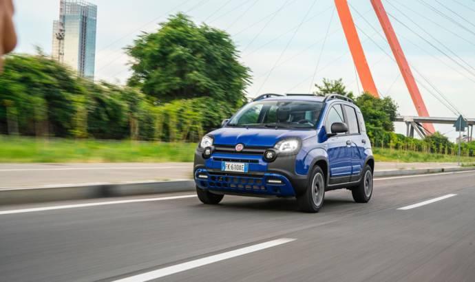Fiat Panda City Cross launched