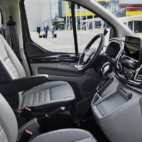 Ford Tourneo Custom people mover launched in Europe