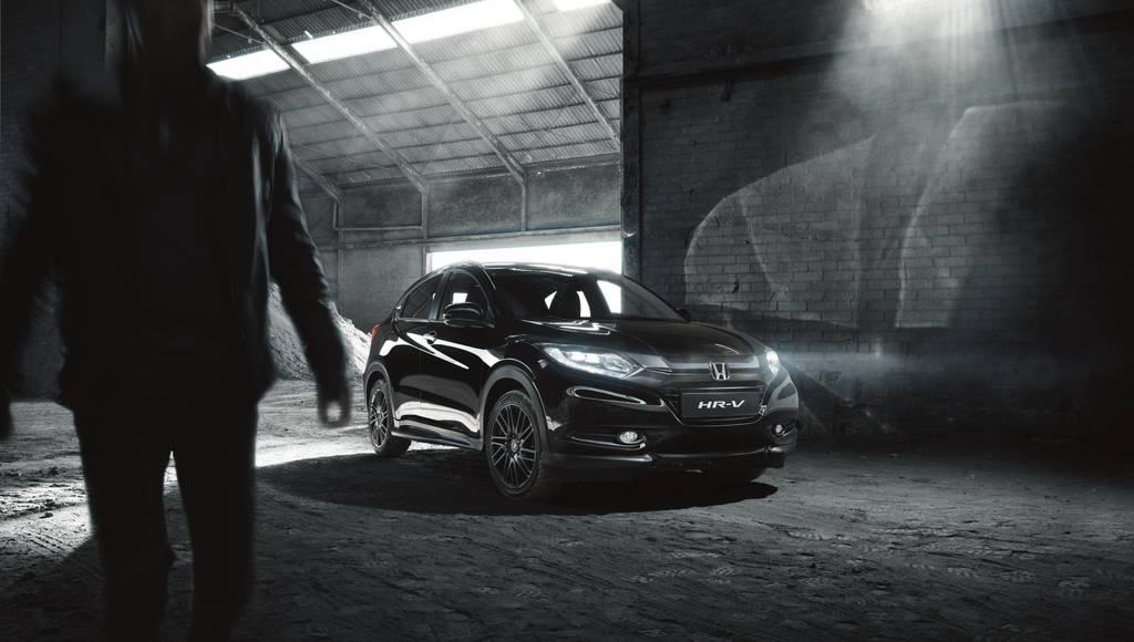 Honda HR-V Black Edition launched in UK