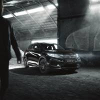 Honda HR-V Black Edition launched in UK