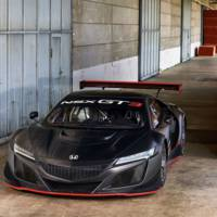 Honda offers its new NSX GT3 for competitions worldwide