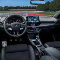 Hyundai i30 N official information and photos