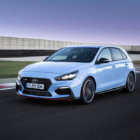 Hyundai i30 N official information and photos