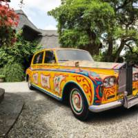 John Lennon psychedelic Rolls Royce Phantom V to return to London
