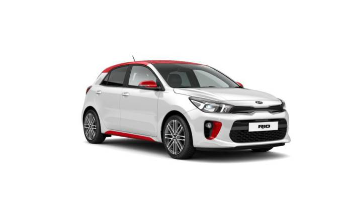 Kia Rio Pulse Limited Edition launched in UK