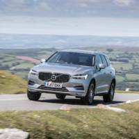 Polestar Volvo XC60 with engine optimisation
