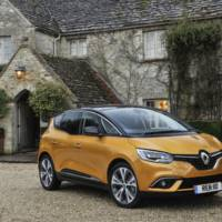 Renault Scenic and Grand Scenic 110 dCi Hybrid Assist available in UK
