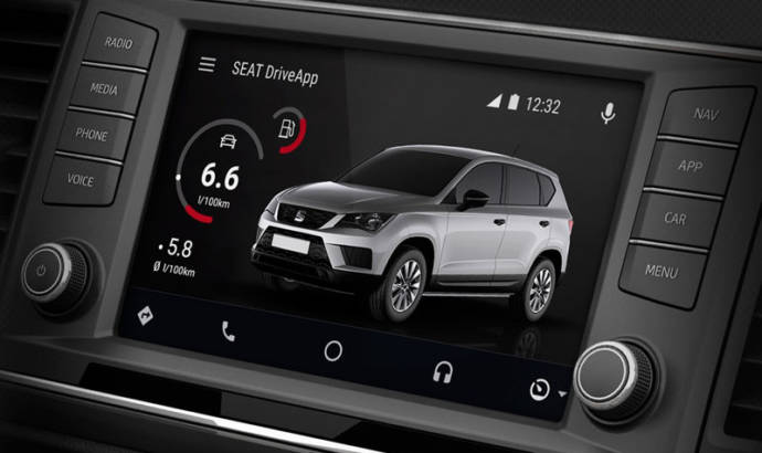 Seat launches a an Android Auto app in Play Store