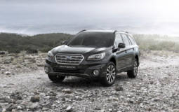 Subaru Outback Black and Ivory launched in UK
