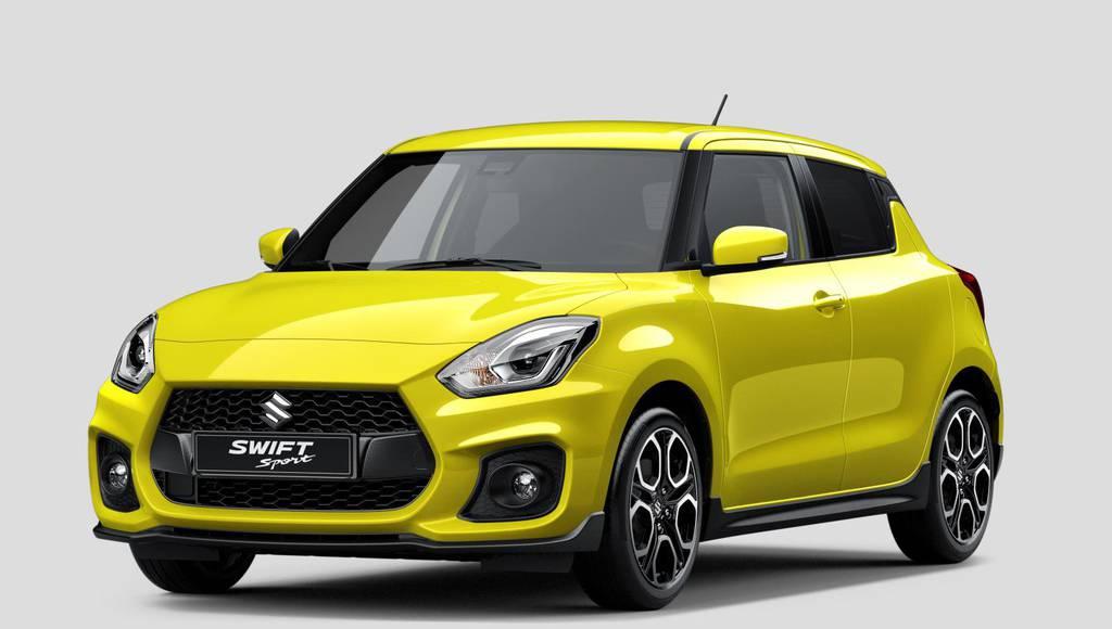 Suzuki Swift Sport unveiled ahead of Frankfurt Motor Show