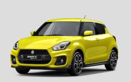 Suzuki Swift Sport unveiled ahead of Frankfurt Motor Show