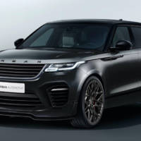 Urban Automotive Range Rover Velar tuning kit