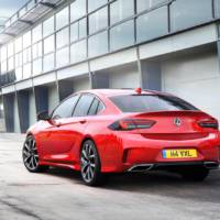 Vauxhall Insignia GSi launched ahead of Frankfurt Motor Show