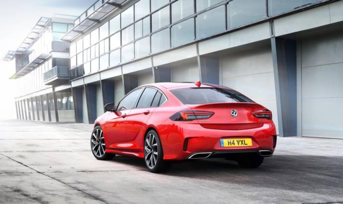 Vauxhall Insignia GSi launched ahead of Frankfurt Motor Show