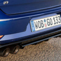 Volkswagen Golf R receive Performance Pack