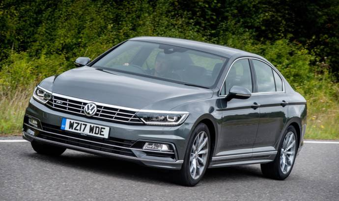 Volkswagen Passat and Tiguan receive new petrol engines in UK