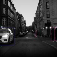 Volvo XC60 cameras used to create photo exhibition