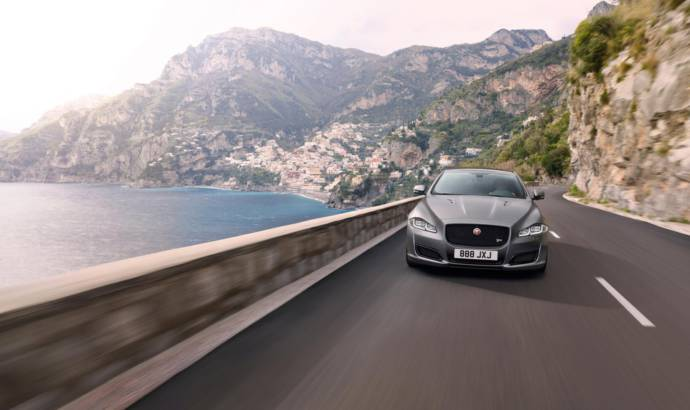 2018 Jaguar XJ receives new safety features