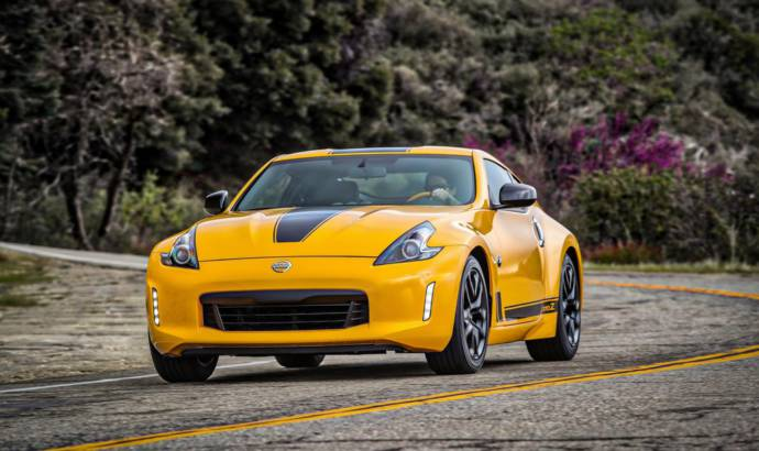 2018 Nissan 370 Z Nismo US pricing