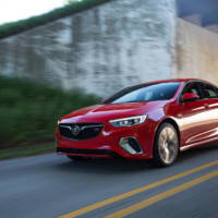 Buick has officially unveiled the all-new Regal GS