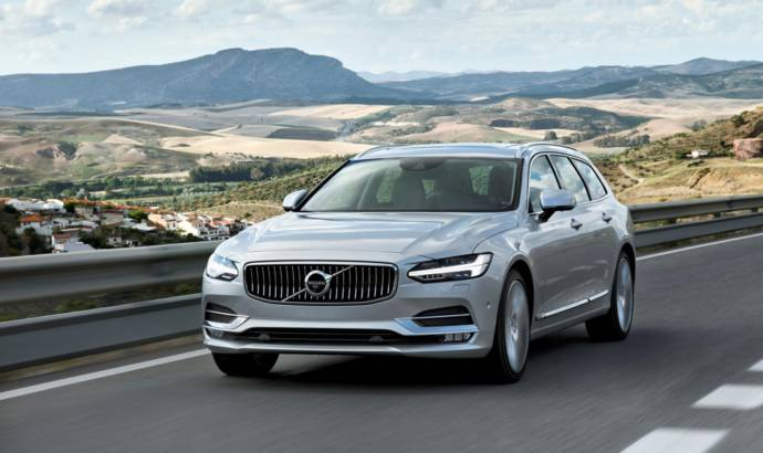 Volvo sales rise in first half of 2016