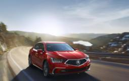 2018 Acura RLX officially revealed