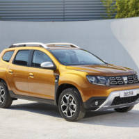 2018 Dacia Duster official photos and details