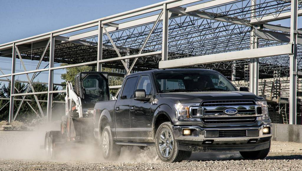 2018 Ford F-150 becomes more efficient and capable
